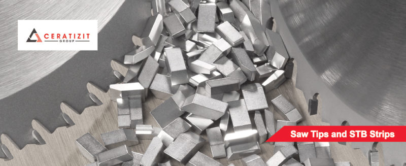 Carbide Saw Tips and STB Strips
