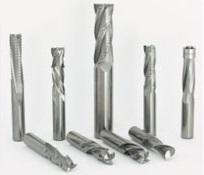 Solid Carbide Spiral Bits